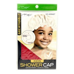 Murry Collection Kids Shower Cap Assorted Color - 2215ast