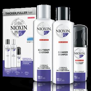 Nioxin Loyalty Kit System 6