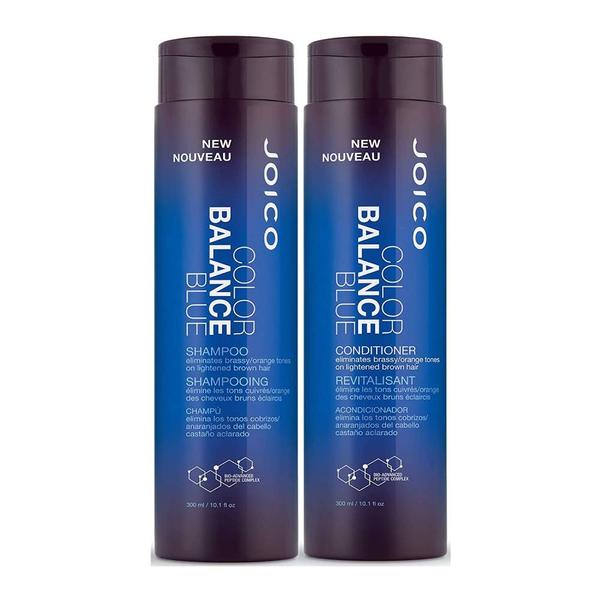 Joico Color Balance Blue Shampoo & Conditioner