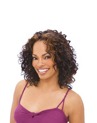 Sensationnel Instant synthetic Hair Half Wig - Fm 7027 Joy
