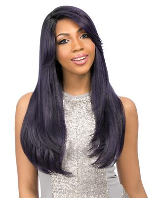 Instant Fashion Synthetic Lace Part Wig Couture - Elene