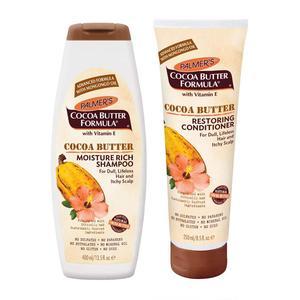 Palmers Cocoa Butter Moisture Rich Shampoo & Restoring Conditioner