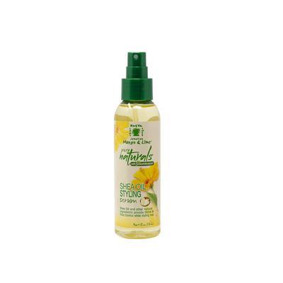 Jamaican Mango & Lime Shea Oil Styling Serum