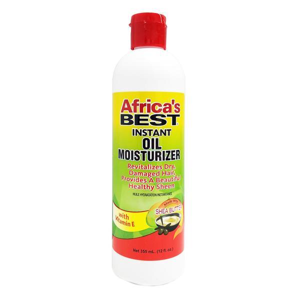 Africa's Best Instant Oil Moisturizer