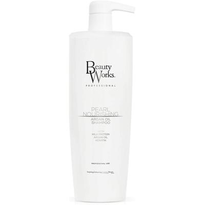 Beauty Works Pearl Nourishing Argan Oil Shampoo Sulphate Free