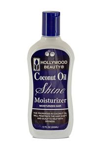 Hollywood Beauty Coconut Oil Shine Moist