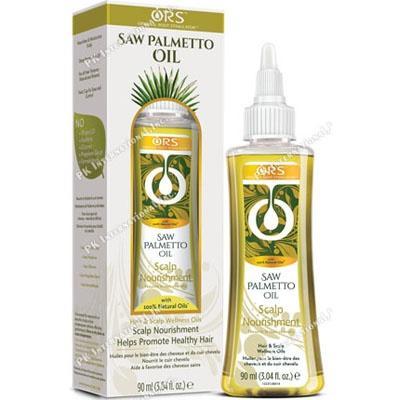 Ors Wellness Oils Saw Palmetto Oil