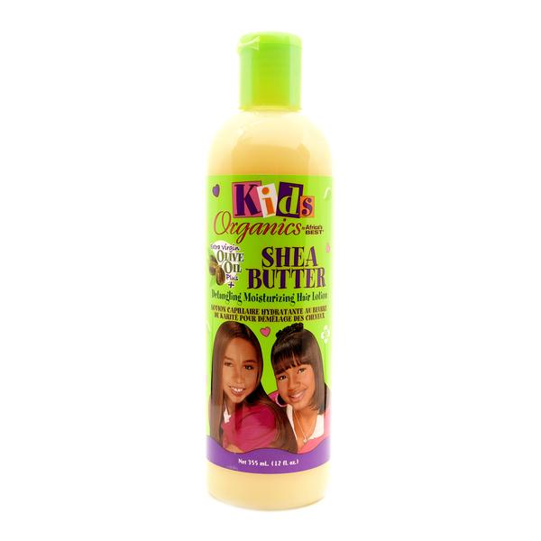 Kids Original Africa's Best Shea Butter Detangling Moisturizing Hair Lotion