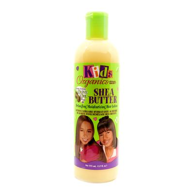 Kids Original Africa's Best Shea Butter Detangling Moisturizing Hair Lotion