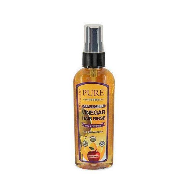 Hollywood Beauty Pure Certified Organic Apple Cider Vinegar