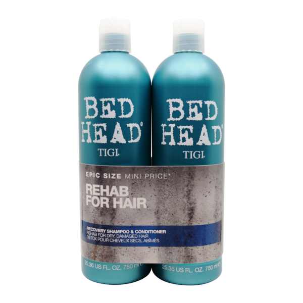 Tigi Bed Head Recovery Shampoo & Conditioner Duo Pack