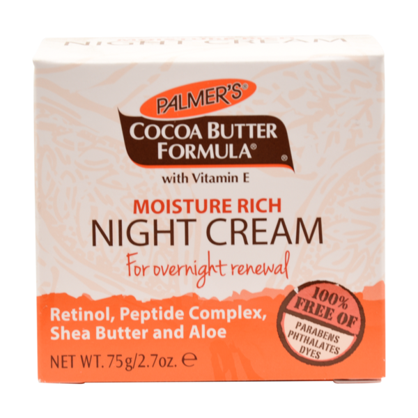 Palmer's Cocoa Butter Moisture Rich Night Cream