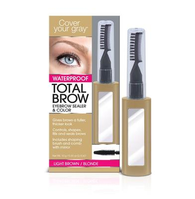 Cover Your Gray Total Brow Eyebrow Sealer & Color