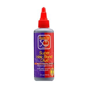 Salon Pro 30 Sec Hair Bonding Glue - Black