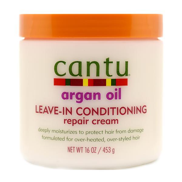 Cantu Argan Oil Leave-in Conditioning Repair Cream