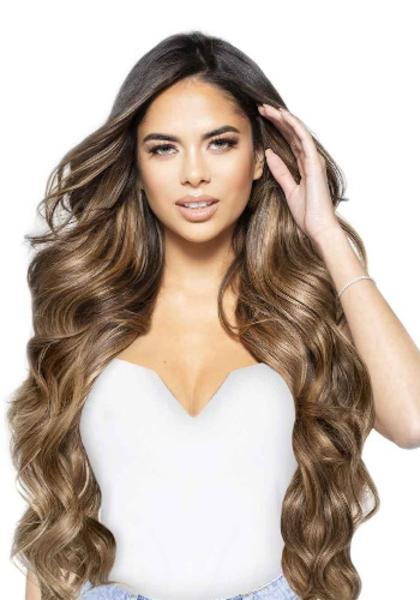 Beauty Works Luxury Clip-in Hair Extensions Double Hair Set