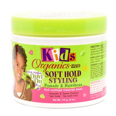 Kids Original Africa's Best Soft Hold Styling Pomade And Hairdress