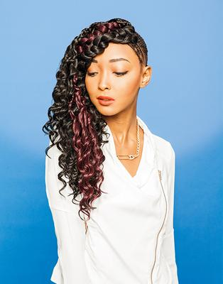 Urban Crochet Braid - Hi-roller