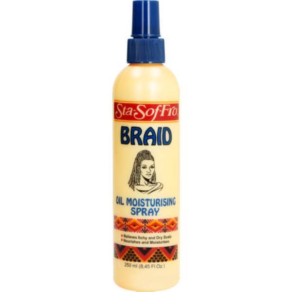 Sta Sof Fro Braid Oilmoisturising Spray