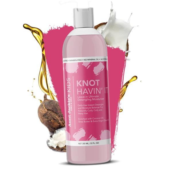 Aunt Jackie's Knot Havin' It Leave-in Detangling Moisturizer