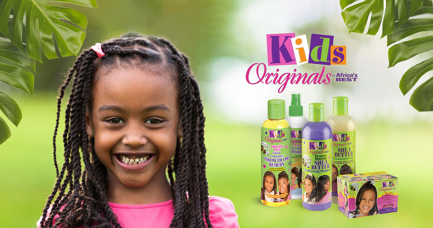 Kids Original Africa's Best