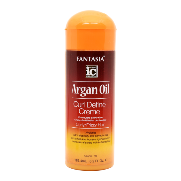 Ic Fantasia Argan Oil Curl Define Crème