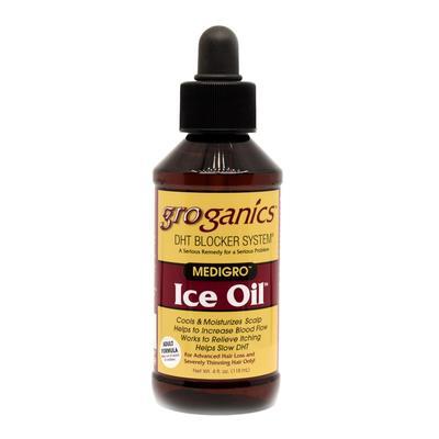 Groganics Medigro Ice Oil