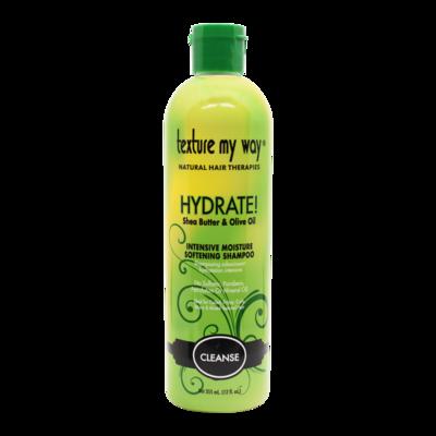 Texture My Way Hydrate Intensive Moisture Softening Shampoo