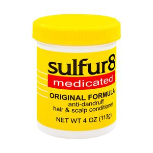 Sulfur 8 Hair & Scalp Conditioner Jar