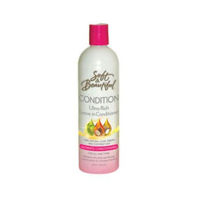 Soft And Beautiful Ultimate Conditioning Ultra-rich Leave-in Conditioner