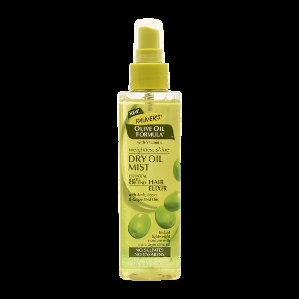 Palmer's Olive Oil Weightless Shine Dry Oil Mist