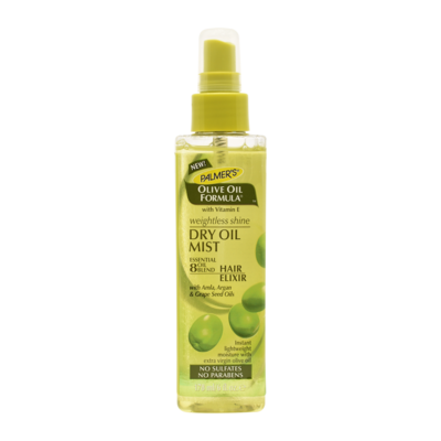 Palmer's Olive Oil Weightless Shine Dry Oil Mist