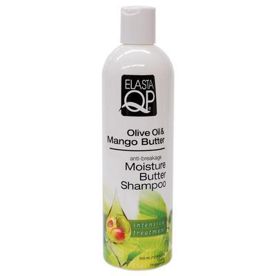 Elasta Qp Olive Oil & Mango Butter Moisture Shampoo
