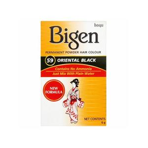 Bigen Permanent Powder Hair Colour