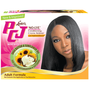 Luster Pcj Pretty-n-silky No Lye Conditioning & Creme Relaxer - Adult Formula