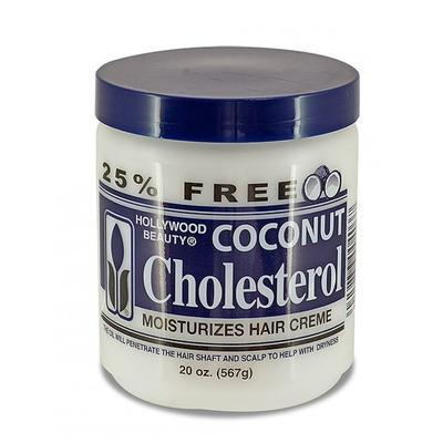 Hollywood Beauty Coconut Cholesterol