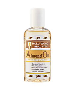 Hollywood Beauty Almond Oil