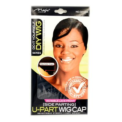 Magic Collection Women's U Part Wig Cap (side Parting) - Diy005