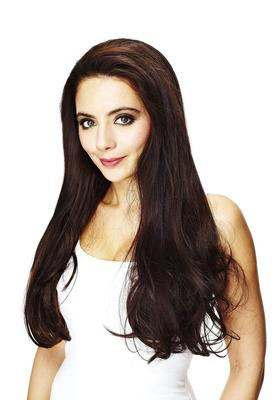 Sleek Hair Couture Synthetic Half Wigs Ivyl