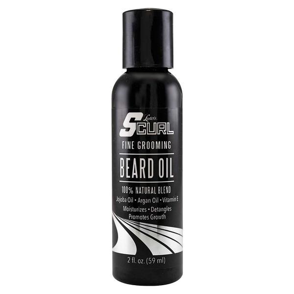 Luster's  Scurl Fine Grooming Beard Oil