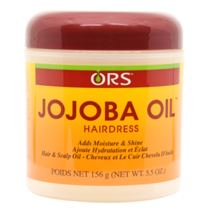 Ors Jojoba Oil Hairdress