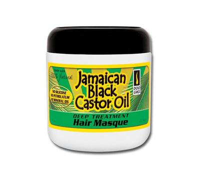 Doo Gro Jamaican Black Castor Oil Deep Treatment Hair Masque