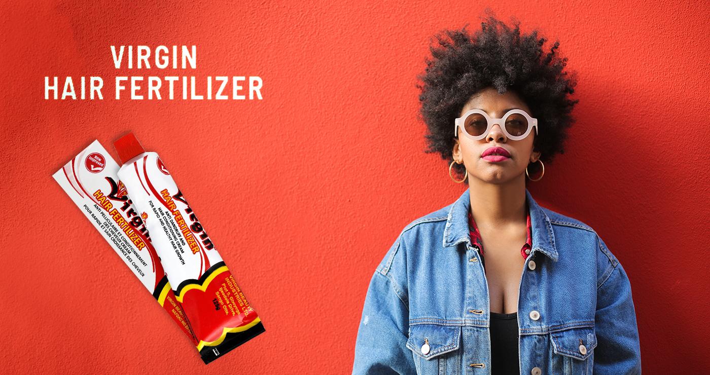 Virgin Hair Fertilizer
