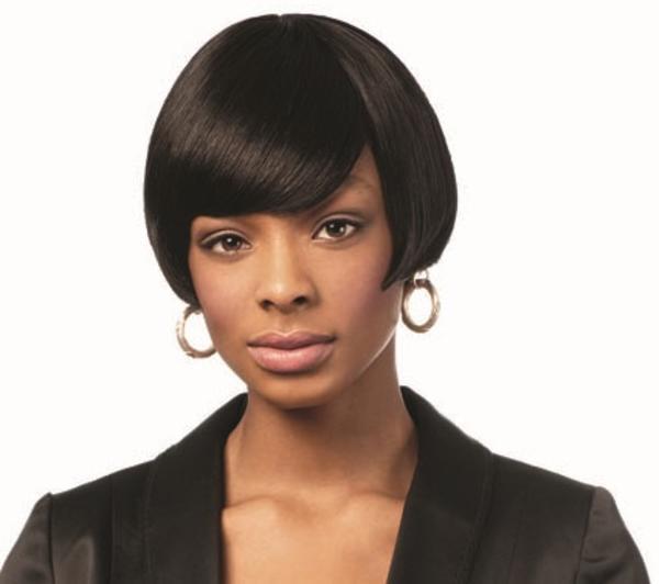 Sleek 100% Human Hair Wig Cecilia