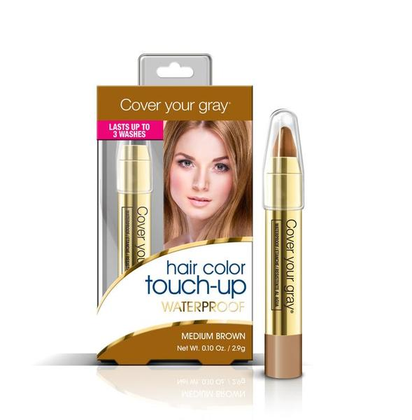 Cover Your Gray Waterproof Hair Color Touch Up Pencil