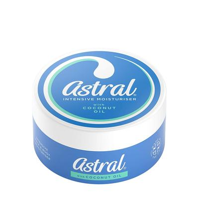 Astral Face & Body Intensive Moisturiser With Coconut Oil