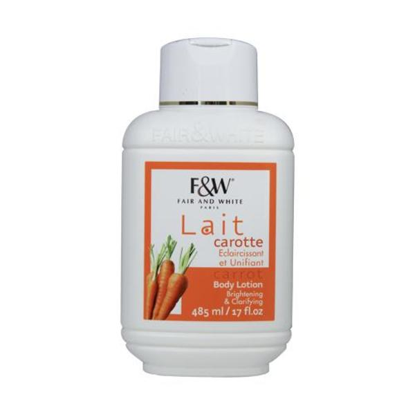 Fair & White Original So Carrot Brightening Body Lotion