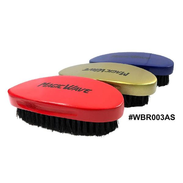 Magic Collection Curved Soft Premium Boar Wave Brush Wbr003as