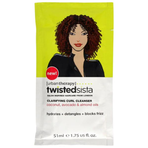 Twisted Sista Clarifying Curl Cleanser Sachet