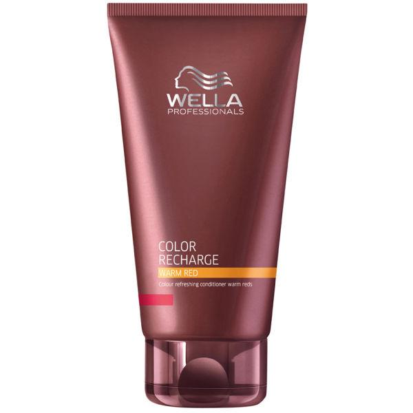 Wella Color Recharge Warm Red Conditioner